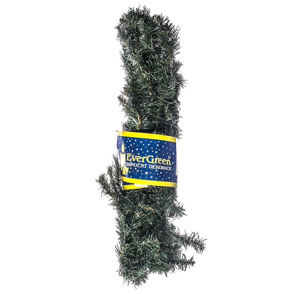 HTH Vianočná girlanda smrek Aljaška 270 cm