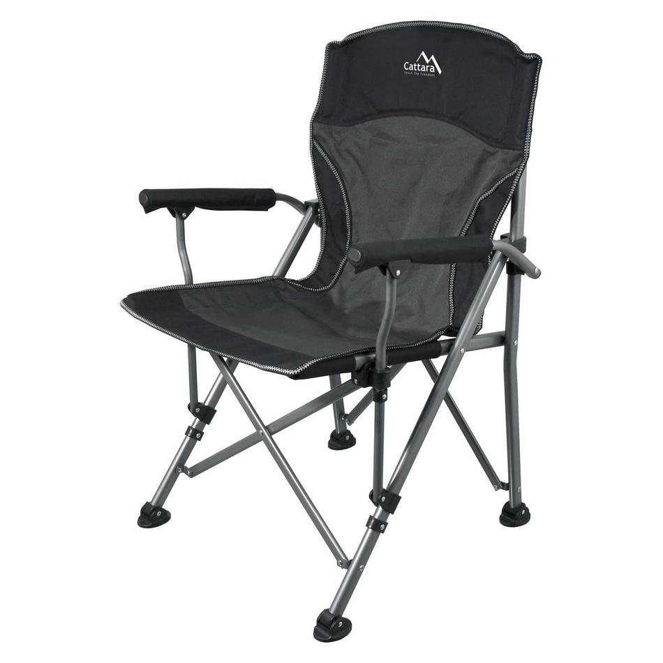 Cattara Židle kempingová skládací MERIT XXL 95cm