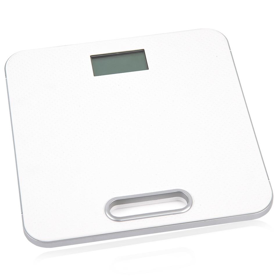 Osobná váha Weigh, sivá