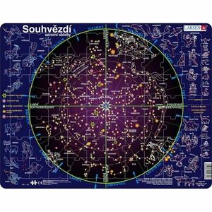 Larsen Puzzle Souhvězdí, 70 dílků