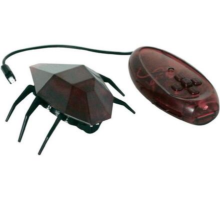 Desk Pets Skitterbot DP-SB-1831, červená