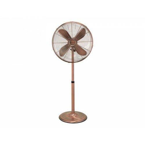 EPER VE150 stojanový kovový ventilátor RETRO, pr. 45 cm