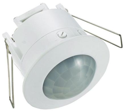 Solight PIR Senzor do podhledů bílý