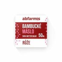 Abfarmis Bambucké maslo ruža, 50 ml