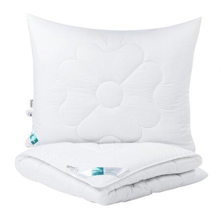 4Home set přikrývky a polštáře Relax klasik, 140 x 200 cm, 70 x 90 cm