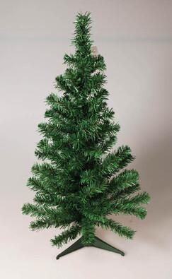 Vánoční stromeček smrček aljaška 80 cm, HTH
