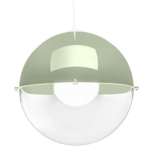Koziol Závesné svietidlo Orion, zelená