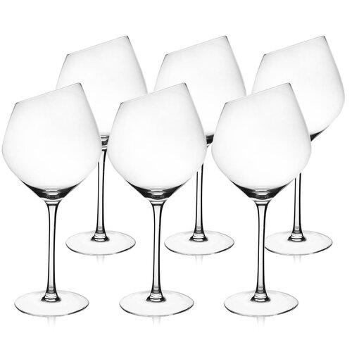 Orion 6dílná sada sklenic na červené víno Exclusive