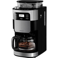 Sencor SCE 7000BK  kávovar, čierna