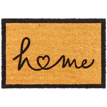 Wycieraczka kokosowa Home Heart, 40 x 60 cm