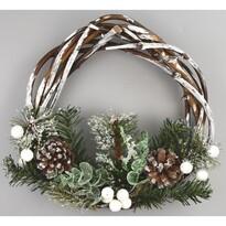 Vianočný veniec Granbury, pr. 25 cm