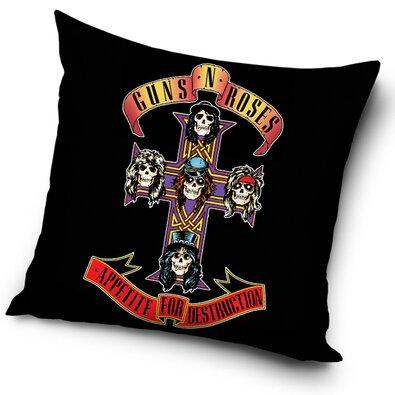 Poszewka na poduszkę Guns N´ Roses Appetie for