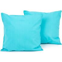 Poszewka na poduszkę Doubleface UNI niebieski