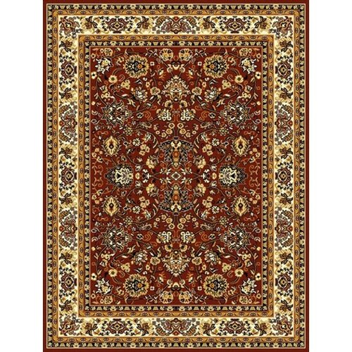 Vopi Kusový koberec Teheran 117 Brown, 60 x 110 cm