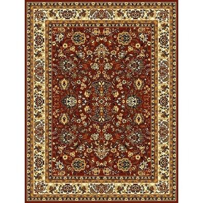 Kusový koberec Teheran 117 Brown, 60 x 110 cm
