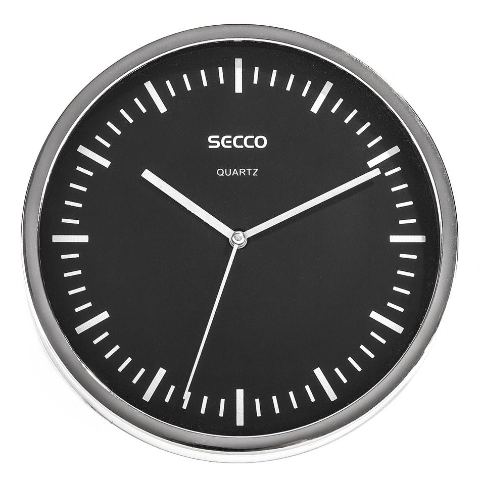 SECCO TS6050-53 (508) Zegar ścienny