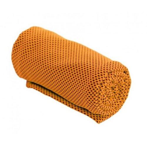 Chladící ručník oranžový 32 x 90 cm - SJH 540G