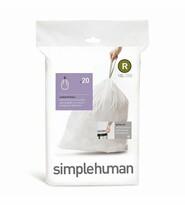 Simplehuman Vrecia do odpadkového koša R 10 l, 20 ks