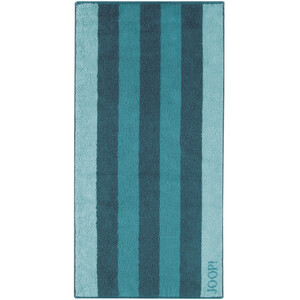 JOOP! Ručník Gala Stripes Lagune, 50 x 100 cm