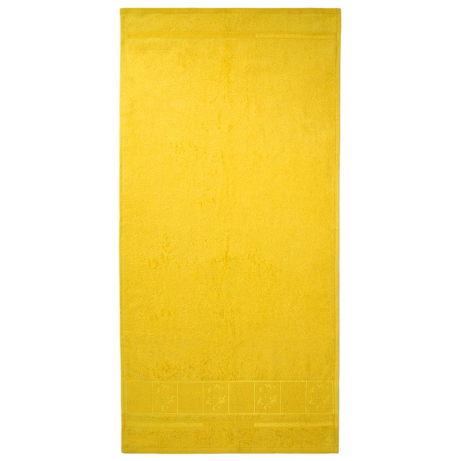 4Home Osuška Bamboo Premium žlutá, 70 x 140 cm (205899) od www.4home.cz
