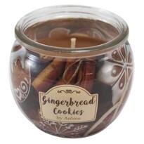 Vonná sviečka Gingerbread cookies, 85 g