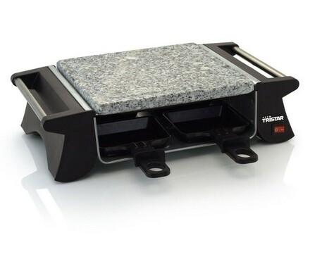 TRISTAR RA-2990 Raclette gril pro 4 osoby - kámen