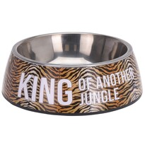 Lovely pets King kutyatál, barna