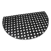 Kültéri félkӧr lábtörlő Honeycomb II, 45 x 75 cm