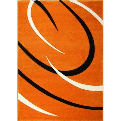 Kusový koberec Diamond 667/120 Orange
