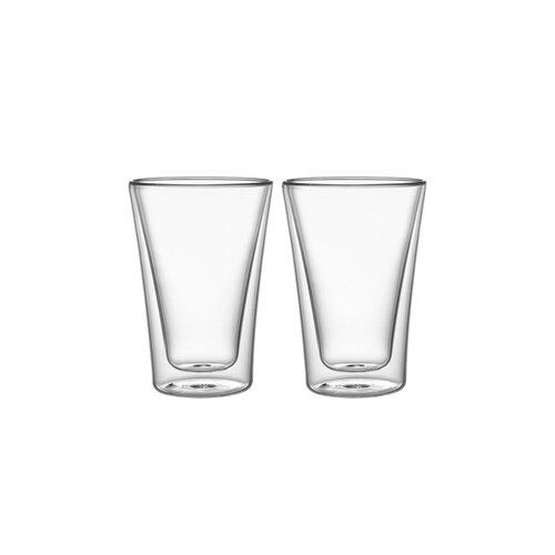 Tescoma dvojstenné poháre myDRINK, 330 ml, 2 ks
