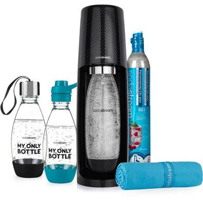 SodaStream SPIRIT szódavíz-készítő VÁROS - TRÉNING