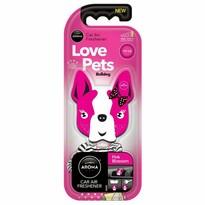 Osvěžovač Aroma Car Dog, pink blossom