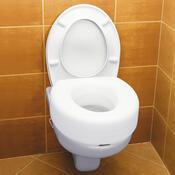 4Home Zvýšené sedátko na WC  39 x 38 x 15 cm