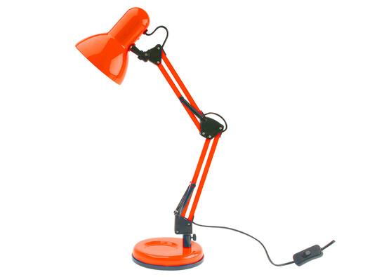 Leitmotiv stolní lampa LM769 oranžová