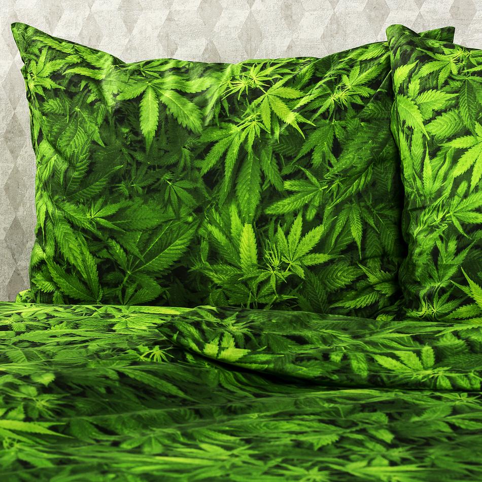 Produktové foto 4Home bavlněné povlečení Aromatica, 160 x 200 cm, 70 x 80 cm