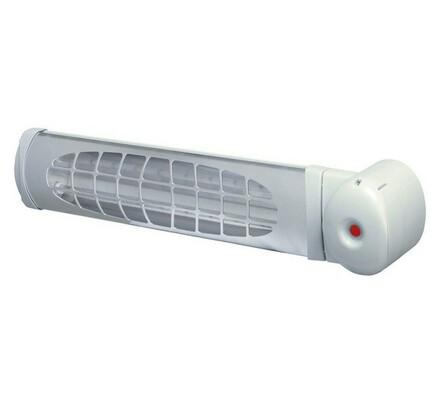 Concept QH-3012 infrazářič 61 x 12 x 12 cm bílá