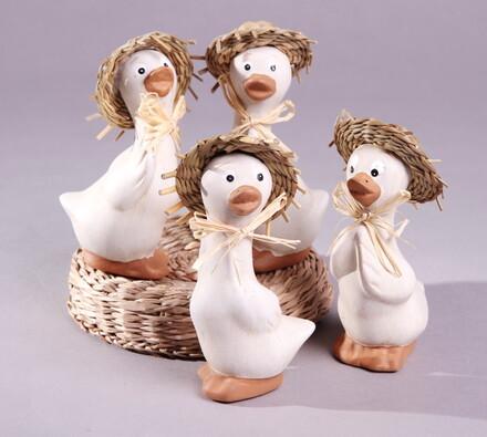 Velikonoční dekorace kačenky