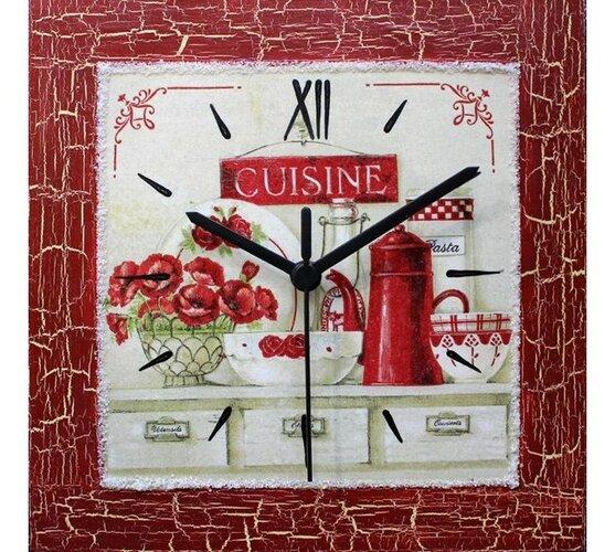 Nástenné hodiny Kuchynské zátišie