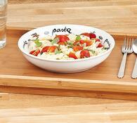 Hluboký talíř na těstoviny