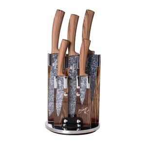 Berlinger Haus 6dílná sada nožů ve stojanu Forest Line