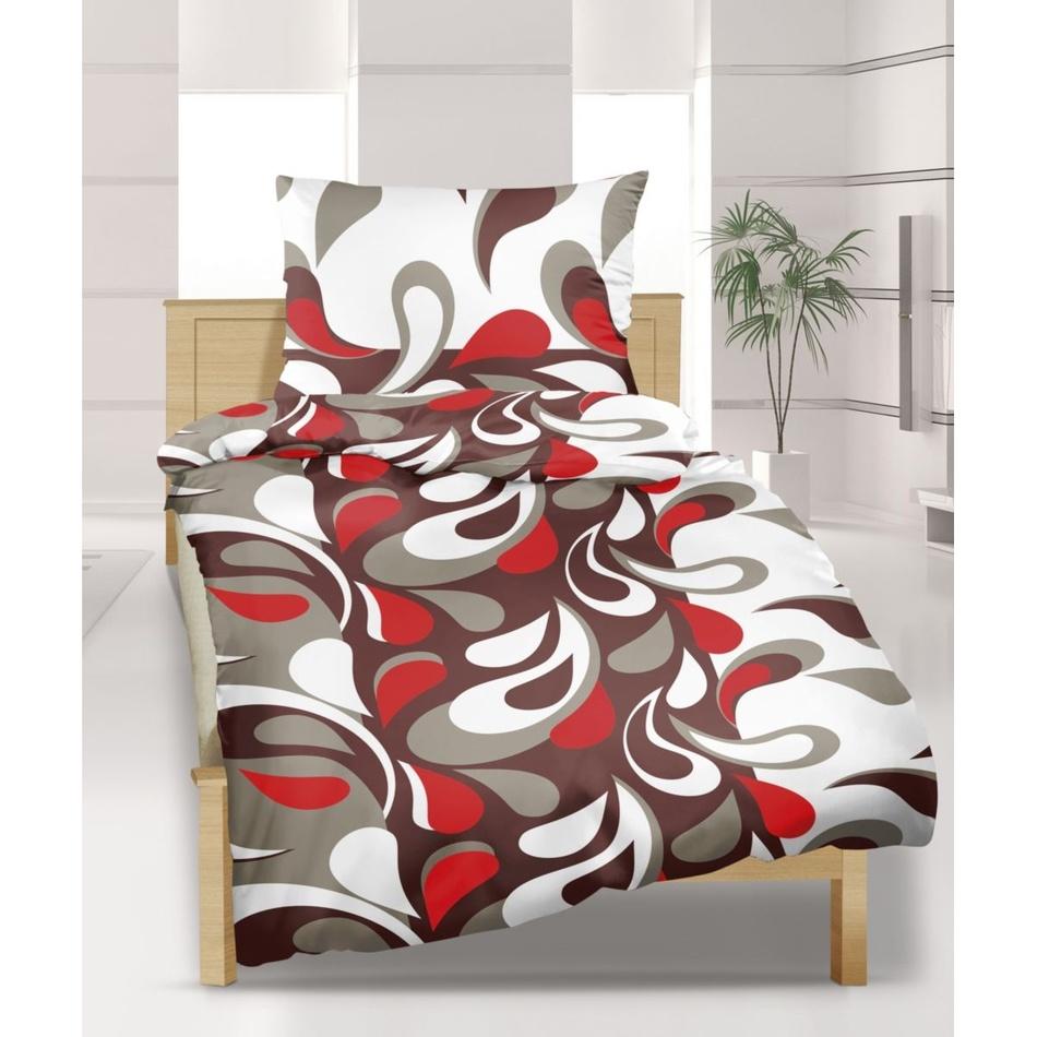 Bellatex Saténové obliečky Slzy, 140 x 200 cm, 70 x 90 cm
