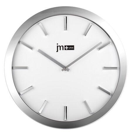 Lowell 14952C Designové nástěnné hodiny pr. 40 cm
