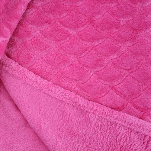 DecoKing Sardi takaró, rózsaszín, 150 x 200 cm