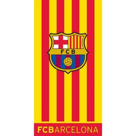 Ręcznik kąpielowy FC Barcelona Double Yellow,70 x 140 cm