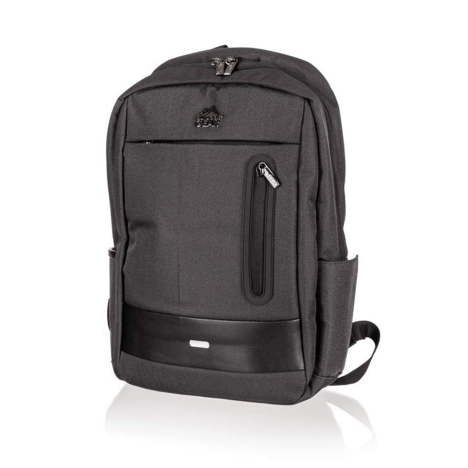 Outdoor Gear Batoh na notebook Unity černá, 30 x 45 x 18 cm
