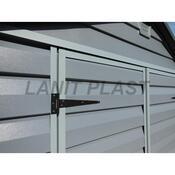 LanitPlast SkyLight Palram 6 x 4 zahradní domek