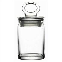 Caserolă cu capac de sticlă Kitchen 0,24 l