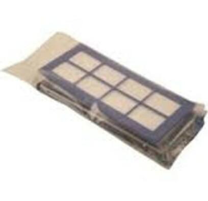 ECG PM 3151 náhradní podušky k parnímu mopu, 2 ks