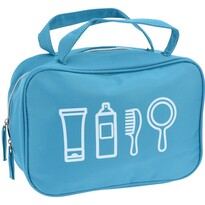 Koopman Kosmetická taštička Cosmetic essentials, tmavě modrá