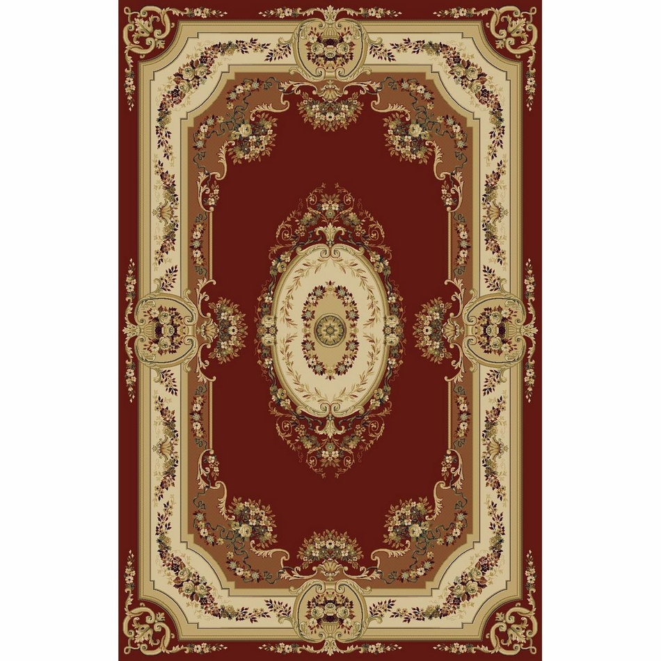 Habitat Kusový koberec Melody červená, 170 x 240 cm